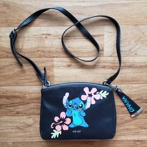 Nine West Custom Stitch Crossbody